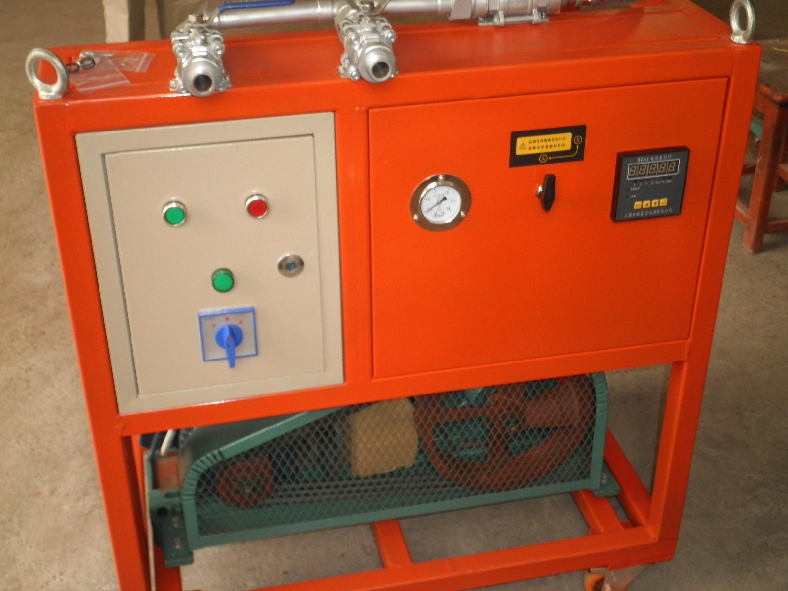 SF6气体抽真空回收充气装置
