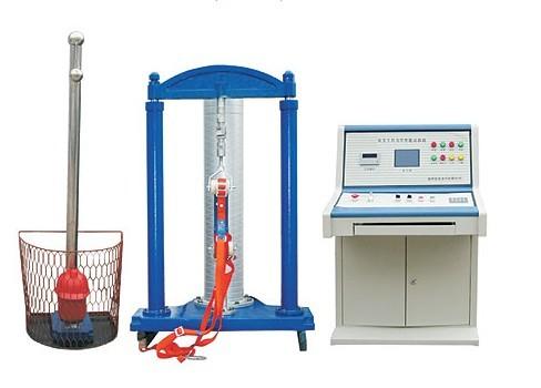 ZY601电力安全工器具力学性能试验机