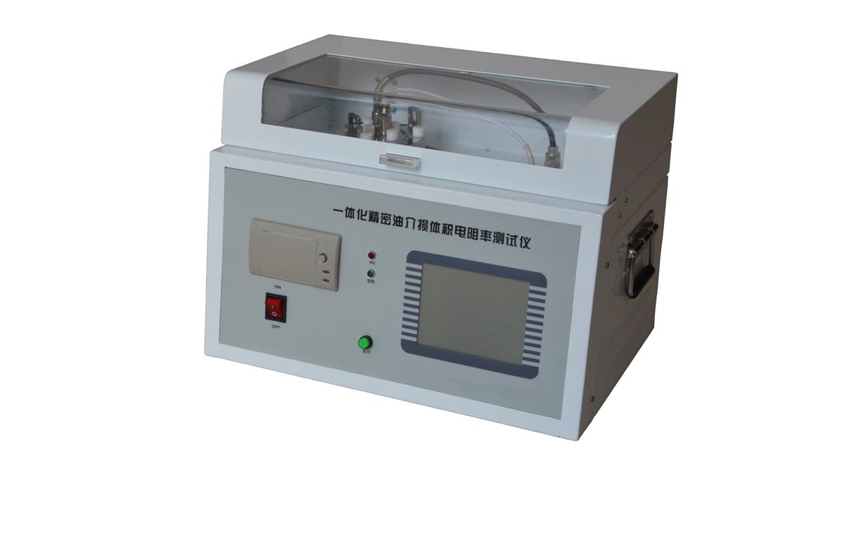 ZYTJS一体化精密油介损体积电阻率测试仪